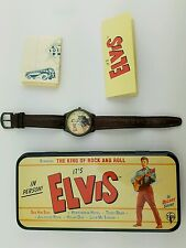 ELVIS Fossil 1994 limited edition Elvis Presley WATCH LI1287 04291/20000