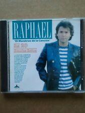 El Monstruo De La Cancion by Raphael (Spain) (CD, Dec-1989, EMI Music Distribut…