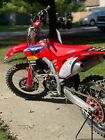 Picture Of A 2021 Honda CRF 250
