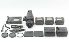 [Near MINT+4 Film Backs] Mamiya 645 Pro TL w/ 45mm f/2.8N Lens from Japan #193