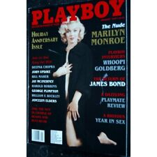 PLAYBOY US 1997 01 COVER MARILYN MONROE THE INTERVIEW WHOOPI GOLDBERG PLAYMATE J