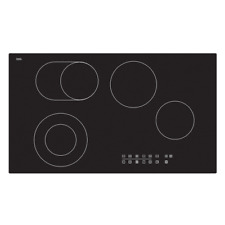 Venini GECE9004 900mm Ceramic Touch Control Cooktop features 4 Cooking Zones