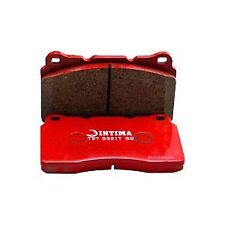 INTIMA SS FRONT BRAKE PAD FOR Subaru BRZ 2012+