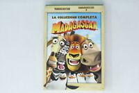 DVD MADAGASCAR 1 E 2 LA COLLEZIONE COMPLETA    [DU1-025]
