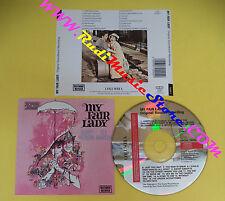 CD SOUNDTRACK My Fair Lady 70000 2 EUROPE REISSUE no lp mc dvd vhs (OST1)