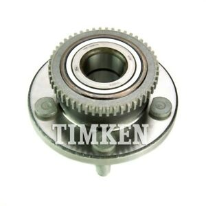 Wheel Bearing and Hub Assembly-GT, RWD Front Timken fits 2015 Ford Mustang