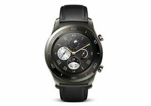Huawei Watch 2 Classic Smartwatch, 4 GB ROM, Bluetooth, Wifi, Cinturino pelle