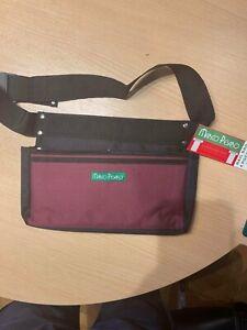 Nail Bag with 50mm belt. Marco Pesaro
