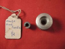 RARE NEW OLD STOCK MILLER CYCLE DYNAMO PULLEY WITH CONE (1950`S-1960`S?)