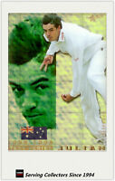 1998/99 Select Cricket Hobby Gold Parallel Trading Card No13 Brendon Julian