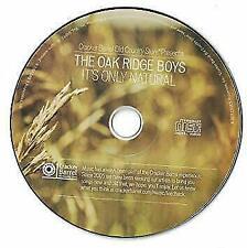 The Oak Ridge Boys It's Only Natural Digipak CD 2011 Cracker Barrel