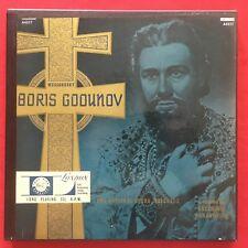 MOUSSORGSKY BORIS GODUNOV ~ BARANOVICH / BELGRADE ~ RARE 3 LP UK LONDON A4317 NM