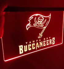 Nfl Tampa Bay Buccaneers Led Light Neon Sign for Game Room,Office,Bar,Man Cave.