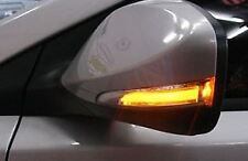 HYUNDAI ELANTRA 2012 -2014 GENUINE NEW Folding LED Lamp Power Side Mirror LH