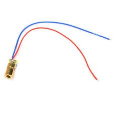 1 pièces 5 wm 650nm Diode Laser Diode Module rouge Copper Head