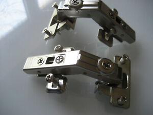 IKEA Eckschrankscharnier für Rationell / Faktum / METOD Serie  2 Stück NEU