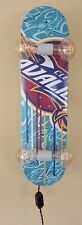 Cleveland Cavaliers Skateboard Light - Skateboard Lamp - NBA LAB Shut Cavs