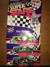 NASCAR LOT #40 1:64 SCALE WHITE ROSE SUPER STAR WALLACE, PETTY, GANT!