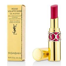 Yves Saint Laurent Rouge Volupte Shine - # 5 Fuchsia In Excess/ Fuchsia 5g