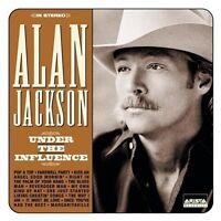 ALAN JACKSON Under The Influence CD BRAND NEW