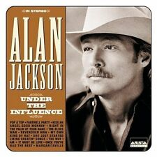 ALAN JACKSON Under The Influence CD BRAND NEW
