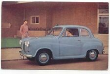 Austin A35 Original Factory colour Postcard  No. 1494