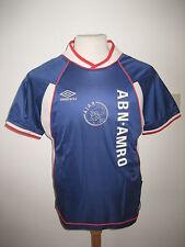 Ajax Amsterdam MATCH WORN Holland football shirt soccer jersey voetbal size S