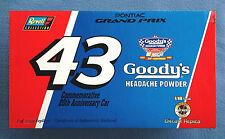 NASCAR PONTIAC GRAND PRIX #43 GOODY'S HEADACHE POWDER 1:18 DIECAST CAR REVELL