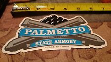 Palmetto State Armory Vinyl Sticker Decal Sporting Hunting Rifle OEM Original