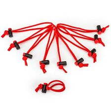 Think Tank Photo Red Whips Adjustable Cable Ties (Pack of 10)
