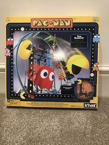Pac-man K'nex Roller Coaster Building Set