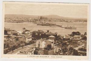 Spain postcard - Palma de Mallorca - Vista General (A9)