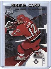 Eric Staal 2003-04 UD Black Diamond Rookie Gems Card #190
