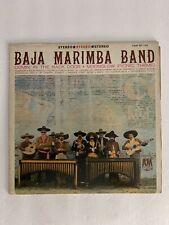 BAJA MARIMBA BAND Self Titled 1964 Vinyl LP Shrink Jazz Latin A&M Records SP-104