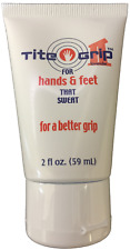 TITE GRIP 2 - GRIP SOLUTION FOR GOLF, POLE FITNESS, TENNIS, BOWLS - DRY HANDS