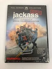 Jackass: The Movie (DVD, 2003, Special Collectors Edition - Fast Free Shipping!