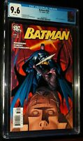 BATMAN #658 2006 DC Comics CGC 9.6 NM+