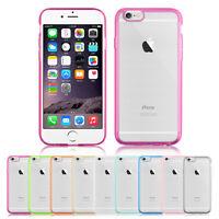 iPhone 6s / iPhone 6 Case Ultra Slim Transparent Soft Gel TPU Silicone Cover