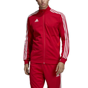Adidas Men's Tiro 19 Track Suit Jacket & Pants Combo Sweatpants and Jacket Coat
