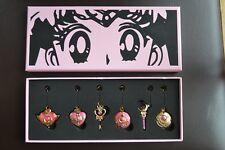 Sailor Moon Diecasting charms ! Impeccable, comme neufs avec boite !