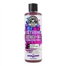 Tipos de químicos Extreme Body Wash & Cera con color brillante para tecnología 16 OZ (approx. 453.58 g)