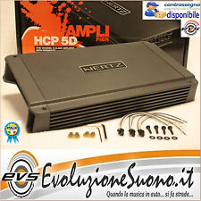 HERTZ Hcp 5D Amplificatore 5 Canali 1500W NUOVO con crossover GAR ITA
