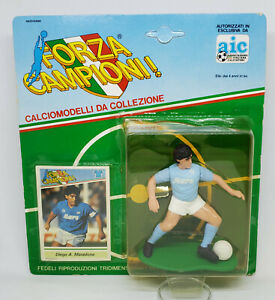 Unopened Sportstars DIEGO A MARADONA Soccer Sports Figure W Card Sealed