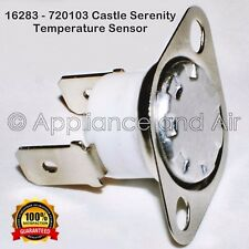 16283 - 720103 Castle Serenity Temperature Sensor + Instructions FAST Shipping!
