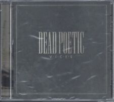 Lot Of 4 Dead Poetic CD's Vices/The Finest/Four Wall Blackmail/New Medicines NEW