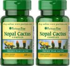 2x NOPAL FICO D'INDIA CACTUS 200 MG complessi X 60 (120) Tablet