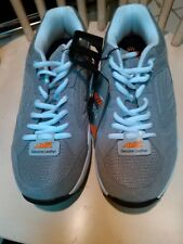 AVIA MENS LEATHER ATHLETIC SHOES SIZE 8.5 GRAY CASUAL SHOES SNEAKERS LT WEIGHT