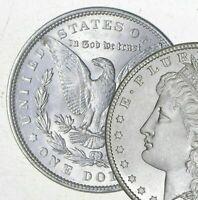 Gem BU $1 1882 Morgan US Silver Dollar Uncirculated Philadelphia Mint