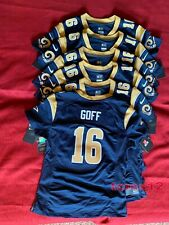 Jared Goff Los Angeles Rams Super Bowl LIII Nike Jersey - BRAND NEW fdba84b53