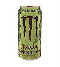 MONSTER JAVA IRISH BLEND COFFEE ENERGY DRINK